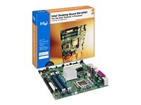 Intel BOXD915PSY 915P LGA775 800FSB 4DDR Audio Lan SATA uATX 2PCI + PCI- Retail (533 Mhz System Board)