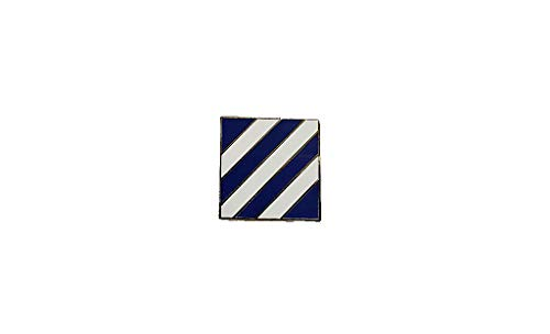 Us 3rd Infantry Division - US Army 3rd Infantry Division Lapel Hat Pin Gift Military PPM655