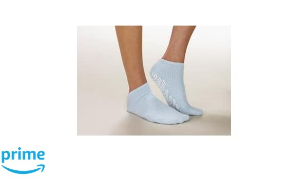 01e5bf00024 Amazon.com  Albahealth 80104 Care-Steps Slip-Resistant Patient Safety  Footwear