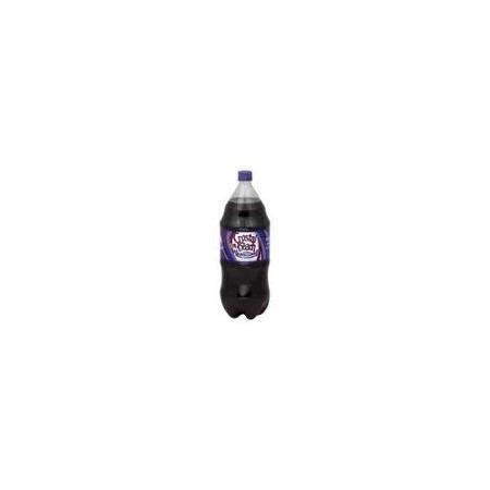 Crystal Beach Amusement Park Original Loganberry Drink 2 Liters