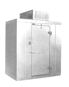 Amazon Com Norlake Refrigeration Klb778123 C 8 X 12 Kold Locker