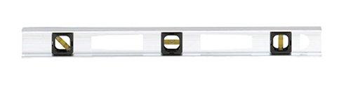 Johnson Level & Tool 243 24-Inch Standard Aluminum Level - 3 vial