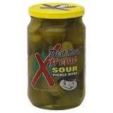 jar dill pickles - 2