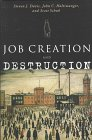 img - for Job Creation and Destruction book / textbook / text book