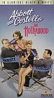 Abbott & Costello in Hollywood [VHS]