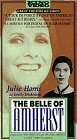 The Belle of Amherst [VHS]