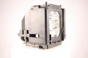 Amazon.com: Samsung HLS6187W rear projector TV lamp with housing ...