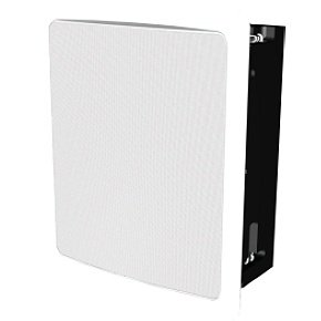 Definitive Technology In-Wall RSS III Referance Ceiling Surround/Wall Speaker (Single, White) by Definitive Technology