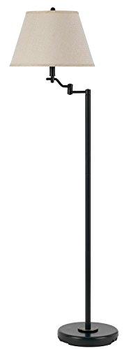 Cal Lighting BO-2350FL-DB One Light Floor Lamp