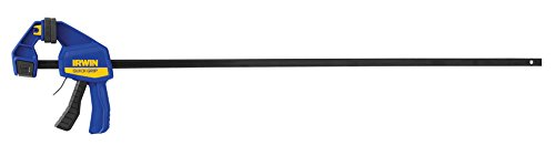 IRWINQUICK-GRIPOne-Handed Bar Clamp, Medium-Duty, 36