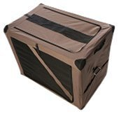 Large ABO Gear 10505 Large Dog Digs Pet Crate