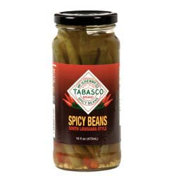 - Tabasco Beans, Spicy, 16 Ounce