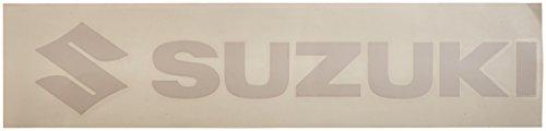Factory Effex 08-94412 White 1′ (Suzuki) Die-Cut Sticker