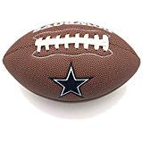 Jarden Sports Licensing Official National Football League Fan Shop Authentic NFL AIR IT Out Youth Football. Great for Pick up Game with The Kids. (Dallas Cowboys) ()