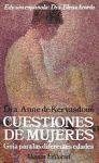 img - for Cuestiones de mujeres/ Questions about Women (Spanish Edition) book / textbook / text book