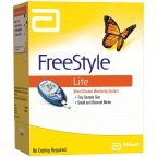 FreeStyle Lite Blood Glucose Monitoring System - 1 x 1 ea