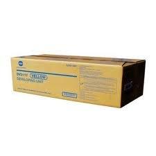 ne Brand Name, OEM A0XV08D Yellow Developer Unit AKA DC311Y (DV-311Y) (114K YLD) for Bizhub C220, Bizhub C280, Bizhub C360 Printers (Yellow Developer Unit Cartridge)