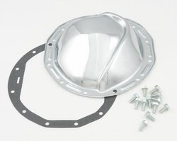 Mr. Gasket 9894 Differential Cover Kit Chrome GM 12 Bolt Car