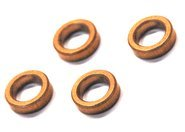Spare Parts for Copper bearing 12*8*3.5 4p 51C00-86083 Exceed-RC Magnet 1/16th Scale Electric RTR Remote Control Off-Road Mini Monster Truck (Exceed Rc Magnet)
