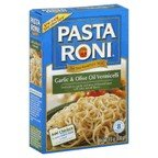 pasta roni vermicelli - Pasta Garlic & Olive Oil Vermicelli 4.6OZ (Pack of 24)