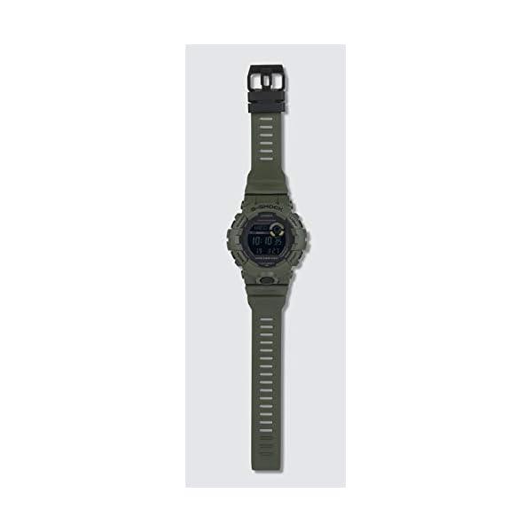 Casio Reloj Digital para Hombre con Correa en Resina 4