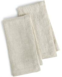 Hotel Collection Linen 2-Pc. Modern Natural Napkins by Hotel Collection
