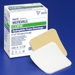 Kendall Copa Plus Ultra-Soft Foam Dressing 6 x 6 Inch - Box