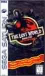 Jurassic Park: Lost World - Sega Saturn