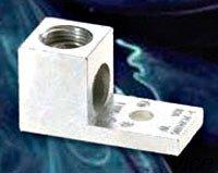 1 Port Aluminum Lug 3/0-6 AWG - 1 Count