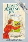 Love's Abiding Joy, Janette Oke, 0871238543