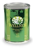 Wellness New Zealand Lamb and Sweet Potato Canned Dog Food, My Pet Supplies