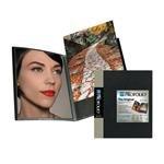 Itoya Digital Printer Albums 19 in. x 13 in., Black, Small, Mini by ITOYA