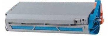 Compatible Okidata Toner for OkiColor C7100, C7300, C7500 Series - 41963003 (Cyan) 10K