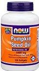 Pumpkin Seed Oil (1000mg)