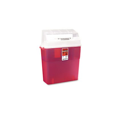 28h Cabinets (Sharps Container Freestanding & Wall Mountable 5 qt 23.5w x 19.7d x 28h Red)