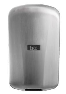 Excel Dryer TA-SB ThinAir ADA Compliant Hand Dryer, 110-120 Volt, Brushed Stainless Steel