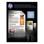 HP - Color Laser Presentation Paper, 97 Brightness, 32lb, 8-1/2 x 11, White, 250/Pack - Sold As 1 Pack - Paper has been designed so you can print on either side of the page first. - Hp Color Laser Presentation Paper