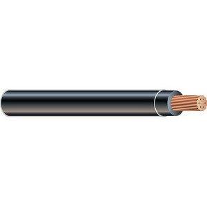 600v Black Nylon - 18 AWG 10C 18/10 Non-Shielded PVC/Nylon TFN/PVC UL Type TC-ER 600V E2 Black VNTC Control Tray Cable (350FT)