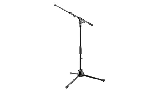 K&M Stands Low Level Microphone/Boom Stand
