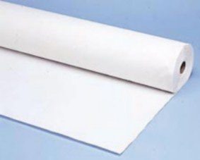 White Plastic Tablecloth Roll, Heavy Duty 300 Ft