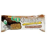 Lifestyle Evolution {Nugo} Bar, Nugo, Og, Dbl Dark Choc, 50-Grams (Pack of 12) (Value Bulk Multi-Pack)