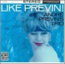 Like Previn! Andre Previn's Trio [LP Record]