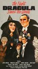 The Night Dracula Saved the World (aka The Halloween That Almost Wasn't) [VHS]