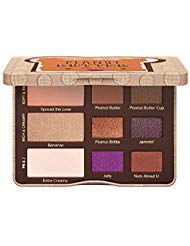 Too Faced Peanut Butter and Jelly Eye Shadow Collection Pale