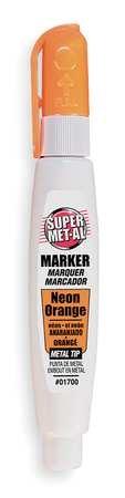 Marker, Neon Orange