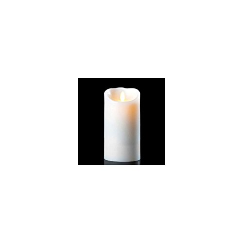 Outdoor Lighted Plastic Candles - 2
