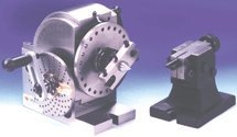 Stock Height Spindles (Dividing Heads Model No. DH0, Height of Head: 6-7/8