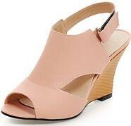 Sandals Women's Laruise toe Western Pink Peep S4gSRqwI
