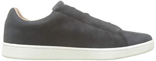 Lacoste Herren Carnaby Evo Easy 319 1 SMA Sneaker, Schwarz (Black/Offwhite 454), 43 EU 6