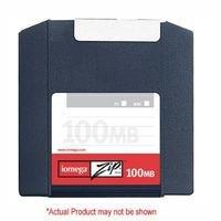 Iomega 4PK Zip 100MB LG Clamshell (32608) by Iomega